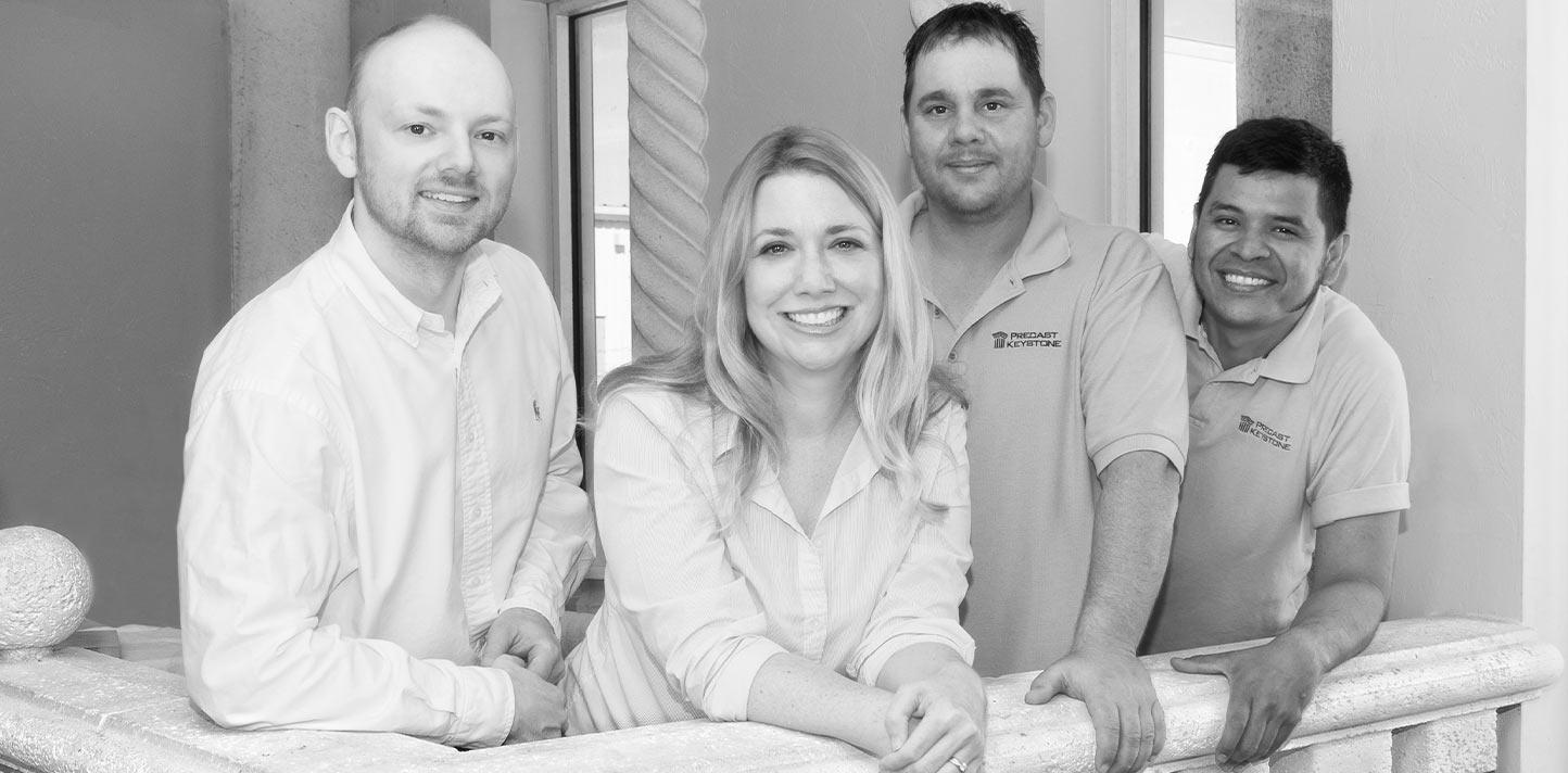 Our Team | Precast Keystone - Naples, Florida
