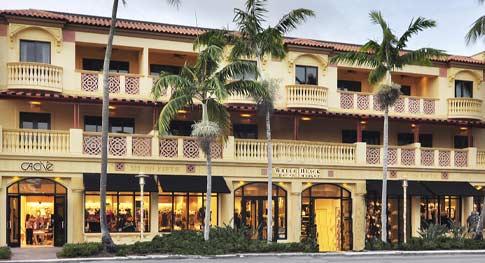 Fifth Avenue Building | Precast Keystone - Naples, Florida