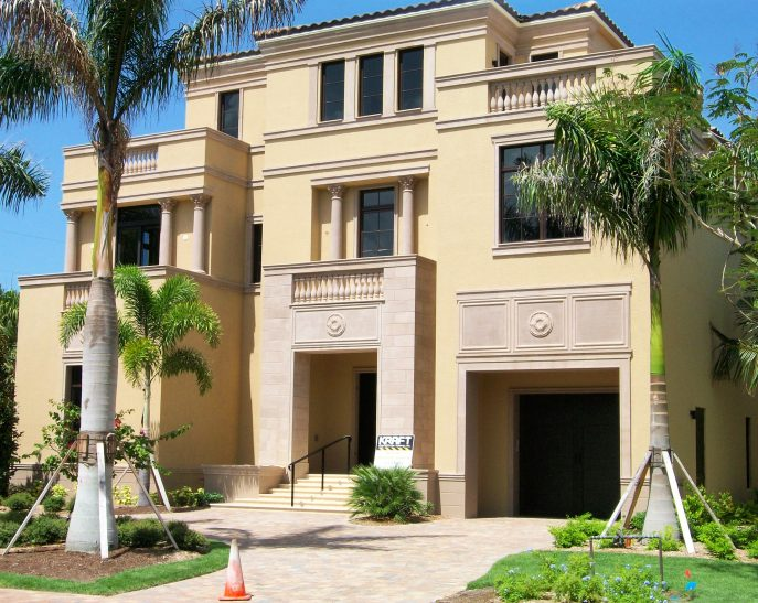 Gulf Shore | Precast Keystone - Naples, Florida