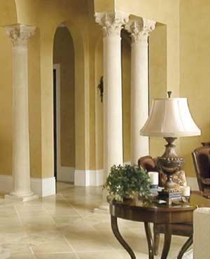 Interior Facade | Precast Keystone - Naples, Florida