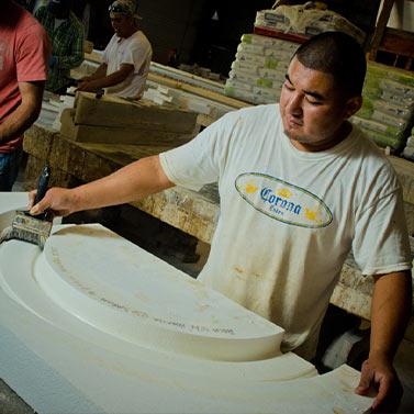 Preparing the Cast | Precast Keystone - Naples, Florida